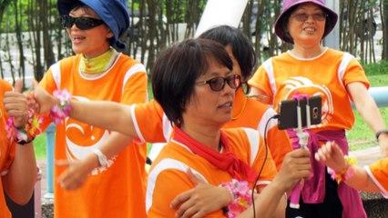 2017世界愛笑日在台北