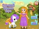 Bébé les meilleures soins dessin animé enfants pour des jeux enfants Licorne vidéo Rapunzel k
