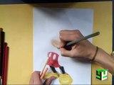 Un et un à un un à Canal dessiner Comment souris à Il comment dessiner mickey mickey disney