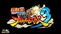 Orage bande annonce ultime Naruto shippuden ninja 3 goku costume dlc
