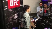 Joanna Jedrzejczyk Explains How Pregnancy Test Keep Her From Joining UFC 213 Card