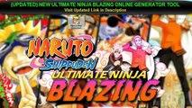 Naruto Ultimate Ninja Blazing Hack Tool Generate Unlimited Ryo and Ninja Pearls Free1