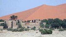 Erg Chebbi Dunes, Merzouga, Moroccan Sahara in 4K Ultra HD
