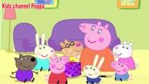 Anniversaire chaises Canal enfants fête temps équipe Peppa peppa pigs peppa pigs peppa pigs