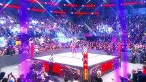 Raw Women's Championship: Bayley © vs. Nia Jax vs. Sasha Banks vs. Charlotte Flair