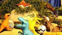Dinosaure des œufs pétillement éclosion jurassique la magie Magie jouets monde Indominus rex surprise dino