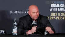 Dana White believes Travis Browne should retire
