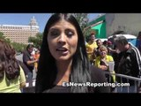 Ring Girl Like Canelo Alvarez - EsNews Boxing