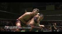 Kazuchika Okada and Yoshi-Hashi vs Naomichi Marufuji and Toru Yano