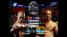 REAL KUNGFU Shaolin Kung Fu Vs Muay Thai Fighter KNOCK OUT