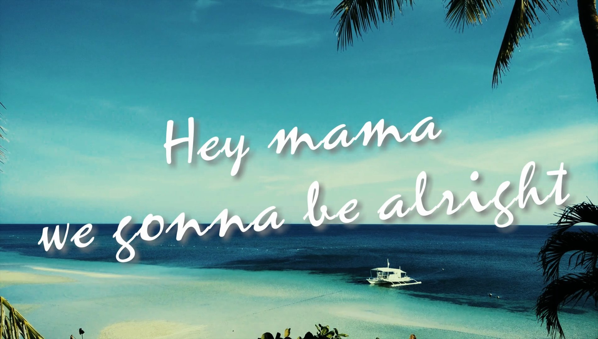Jonas Blue - Mama ft  William Singe (Lyric Video)
