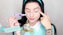Cassé verre maquillage tutoriel Cendrillon