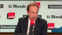 """Jean-Christophe Lagarde (UDI) : """"A la politique réflexe, nous substituons la politique réflexion"""""""