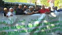 Muslime gegen den Hass und gegen Terrorismus: Imame auf 6-tägiger Bustour