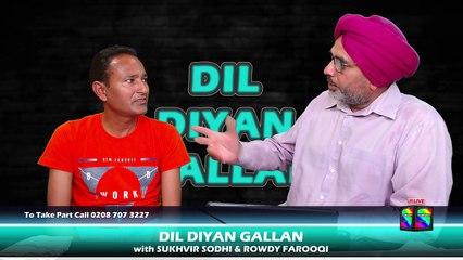 DIL DIYAN GALLAN   Live with SUKHVIR SODHI Episode 3