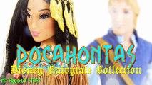 Y parejas diseñador muñeca cuento de hadas juan Informe Herrero Pocahontas disney  