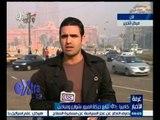#غرفة_الأخبار | كاميرا سي بي سي اكسترا تتابع حركة المرور بشوارع وميادين القاهرة