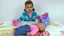 Un et un à un un à bébé née poupée en marchant avec avec série ✔ poupée bébé Marche Born Oyuncak Bebek 38 ✔