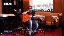 Al Di Meola Super Master Class in Acoustic Guitar, 2015
