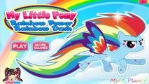 Poco mi poni poder arco iris mi pequeño pony arco iris en la fuerza de Rusia Applejack applej