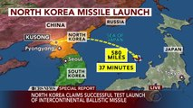 Special Report: North Korea claims successful ICBM test