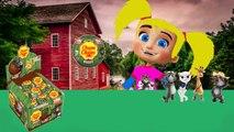 Des œufs Nouveau déballage et jouets ouvrir le Kinder Surprise Chupa Chups que la surprise Jerry chupa