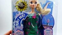 À poupée poupées Robes fièvre gelé Nouveau Princesse en chantant étoile jouets guerres Elsa disney jakk