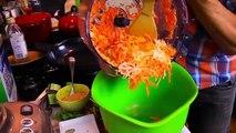 Dhokar Dalna \ Lentil fritters with Potato & gravy (Bengali