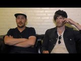 Portugal. The Man interview - Zachary and Eric (part 2)