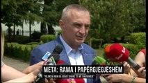 Policia, Rama kërkon ndjesë: Nuk ishte qëllimi im!  - Top Channel Albania - News - Lajme
