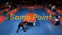 London new Official Olympic Video Game - Mens Table Tennis Qualifying