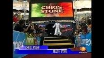 Decnis/Scorpio Jr/Zumbido vs Alan Stone/Chris Stone/Super Calo (AAA Verano de Escandalo 2007)