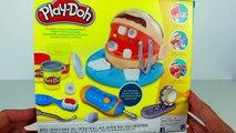 Dentiste docteur pâte percer remplir Nouveau jouer faire semblant jouets avec Doh n playset |