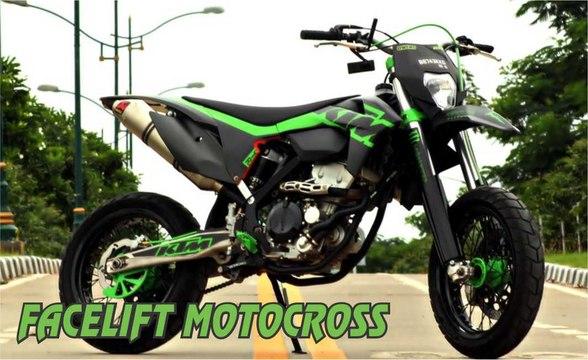 Facelift Motocross Project CIJO 2013