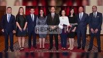 Report TV - Ministrat teknikë refuzojnë dorëheqjen, peng 6 dikastere
