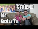 GFriend - Me Gustas Tu MV Reaction