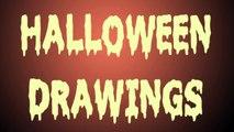Bonbons dessin animé blé mignonne dessiner Comment photos à Il Halloween fun2draw