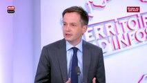 Pierre-Yves Bournazel constate un « durcissement de la ligne idéologique de la droite, qui a tendance à être une droite identitaire »