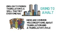 3 Common Misconceptions about English To French Translation