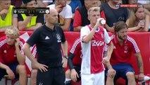 Le footballeur Abdelhak Nouri fait une attaque cardiaque en plein match !