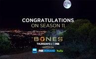 Bones - Teaser Saison 11 VO