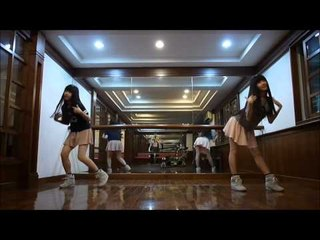 AOA-Heart Attack(怦然心動) by Sandy&Mandy dance cover