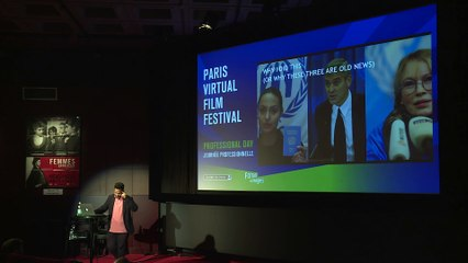 """How can VR promote social causes?"" par Gabo Arora"