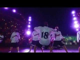Noizy & Andi Murra   Live   Sheshin Skenderbej   Dance Show   100 kile