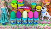 Fr dans fièvre gelé plasticine œufs surprise de la fièvre congelés jouets elsa anna de olaf esp