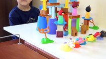 Angry Birds vs Bad Piggies / Pig City / Атака Энгри Бёрдс / Full set of Happy Meal Angry B