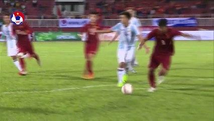 """BLV Quang Huy: """"Trận thua U20 Argentina giúp U20 Việt Nam biết mình đang ở đâu."""""""