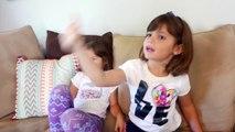 Et bébé mal bain bulle géant dans vie la magie Magie pouvoirs réal jumeaux 02 kate lilly elsa surpr