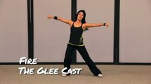 FIRE_ (Glee Cast Version) __ Glee Cast __ Dance Fitness __ REFIT® Revolution