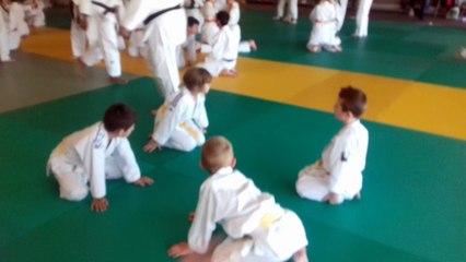 Mercredi de l'Equipe de France de Judo à Epinal
